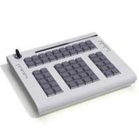 KB-60RK, программируемая клавиатура, 60 клавиши,с ридером магнитных карт (1&2-я дор.)