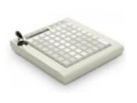 KB-64RK, программируемая клавиатура, 64 клавиши, с ридером магнитных карт, бежевая(1&2-я дор.)