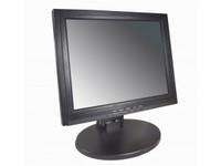 """Монитор LCD 15"""" OL-1503, сенсорный (USB), черный, с подставкой OL-81"""