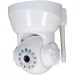 Сетевая IP камера NG-541P WiFi Audio белая/черная